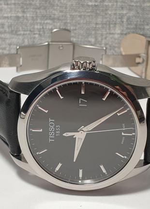 Мужские часы tissot t035.410.16.051.00 couturier