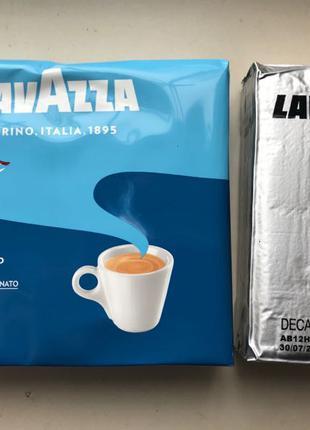 Кофе молотый Lavazza Dek 250 гр. Италия