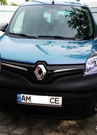 Renault Kengoo 2014 г кондиционер