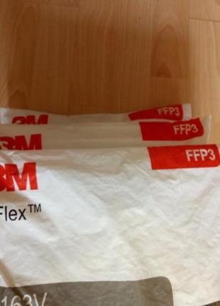 Повязки на лицо ффп3. Респиратор 3м 9163 ffp3 с клапаном выдоха