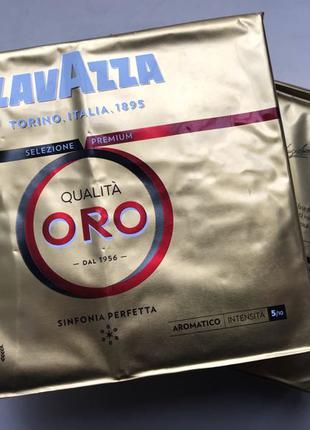 Кофе молотый Lavazza Qualita ORO 250 гр. Италия
