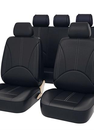 Водонепроницаемые универсальные чехлы для автомобильных сидений 9
