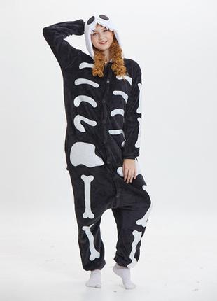 Скелет кигуруми
