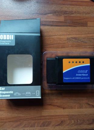 Автосканер ELM327 V1.5 Wi-Fi OBD2 OBDII