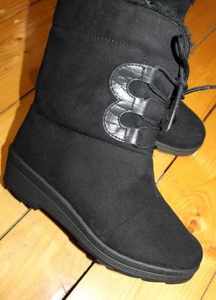 38 разм. зима. ботинки rohde sympa - tex не промокают. термо