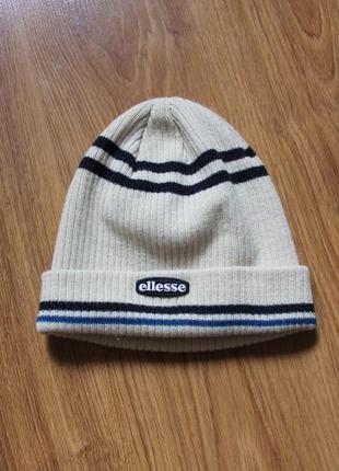 Винтажная унисекс шапка ellesse