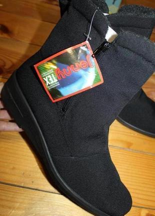 42 разм. зимние ботинки jenny by ara. термо