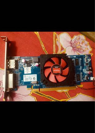 Новая HDMI AMD Radeon HD 7470 1gb GDDR3