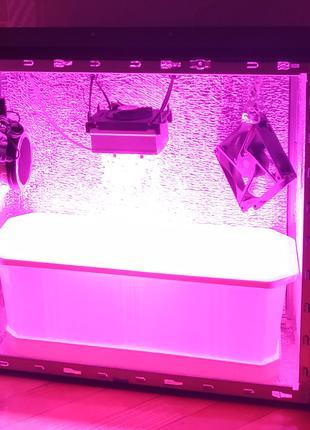 Гроубокс системник ПК теплица для растений с угольным фильтром