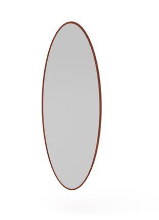 Овальное зеркало Компанит.
