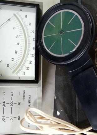 Прилад для вимірювання освітлення Люксметр Ю -116