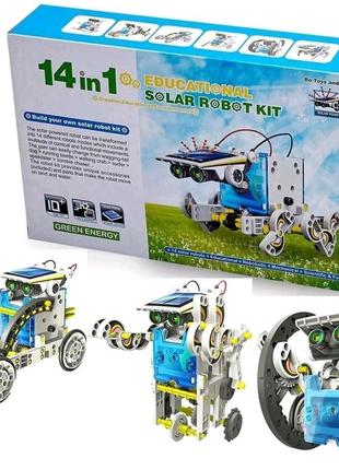 Конструктор 14а1 SOLAR ROBOT KIT