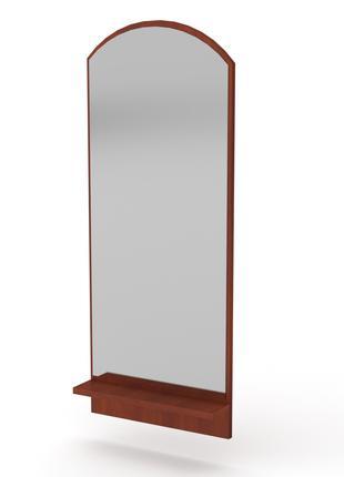 Зеркало-3 с полочкой Компанит