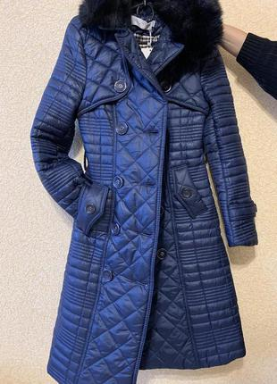 Новое стеганое пальто Max Mara