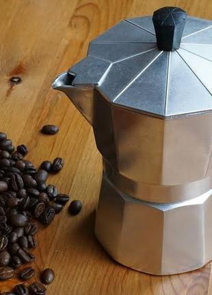 Гейзерна кавоварка гейзерная кофеварка малая