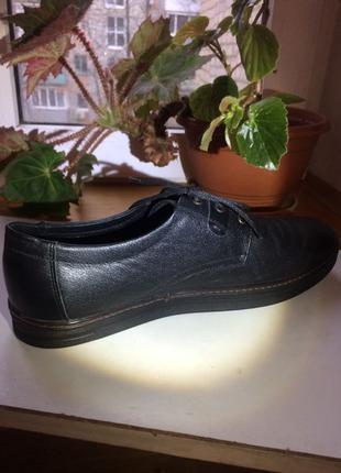 Мужские туфли MIDA 45 размер