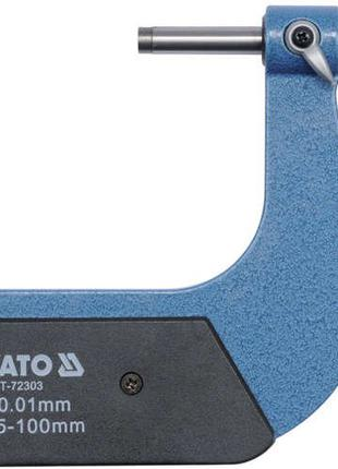 Микрометр YATO 75-100 мм