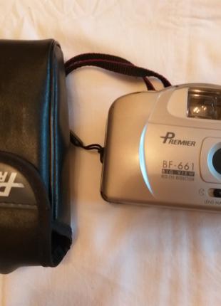 Плёночный фотоаппарат Premier + Чехол