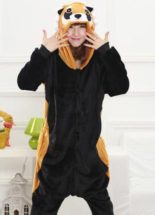 Пижама енот