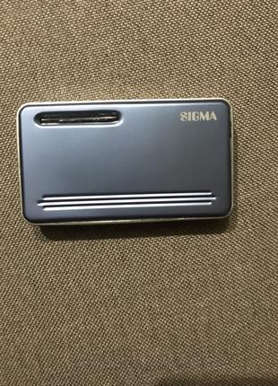 Карт ридер Sigma MCR 350 +Micro SD (Карты памяти )