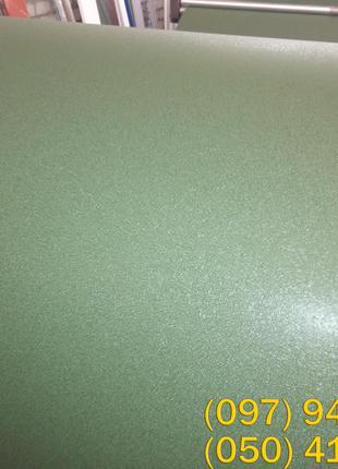 Матовый оливковый профлист Ral 6020,лист плоский оливкового цвета