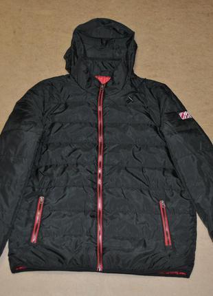 Atlas куртка пуховик мужской зима