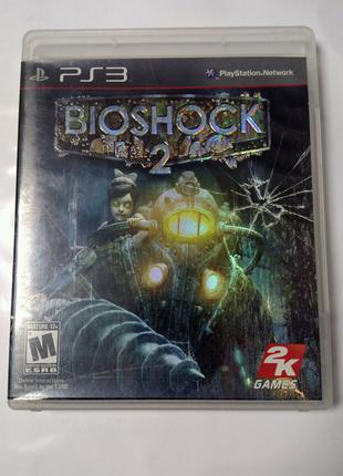 Диск игра Bioshock 2 для Playstation 3 PS3