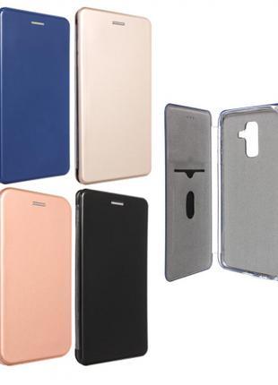 Чехол книжка Samsung A730 Galaxy A8 Plus