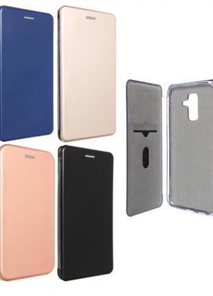 Чехол книжка Samsung J610 Galaxy J6+
