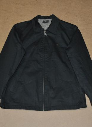 Obey куртка харик на меху внутри