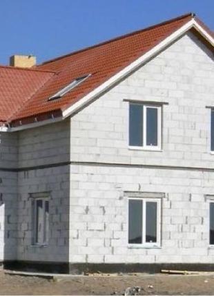 Строительство домов, коттеджей, дуплексов под ключ.