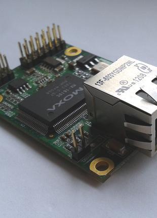 Модуль MOXA NE-4110A преобразователь RS-422/485 в Ethernet