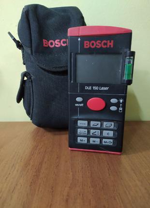 Лазерный дальномер Bosch DLE 150