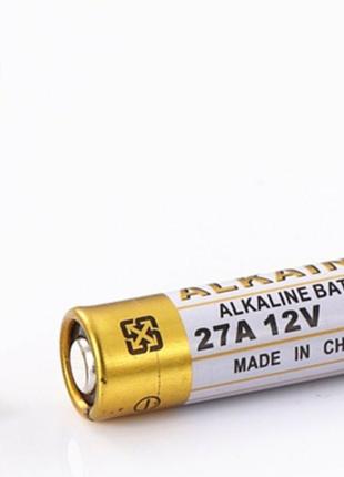 Батарейка 12В 27А.