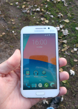 "Samsung GT-i9082 (Galaxy Grand Duos), 5"", 2 SIM, Android 5.1"