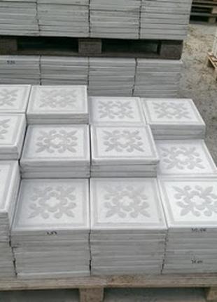 Тротуарна плитка Гажель