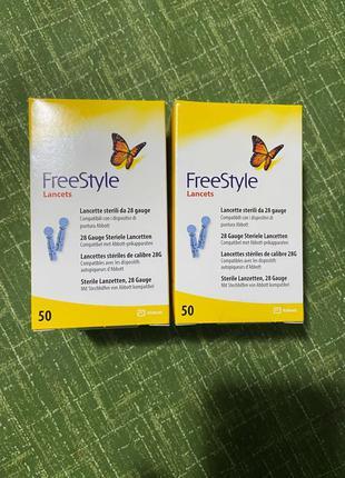 Ланцеты универсальные Free Style Libre