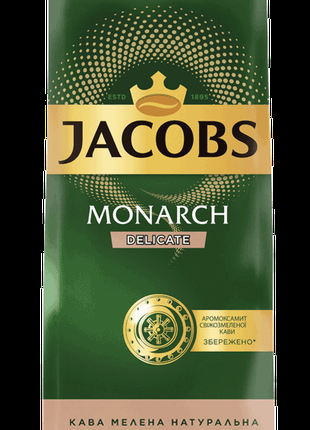 Jacobs Monarch Delicate 225 г