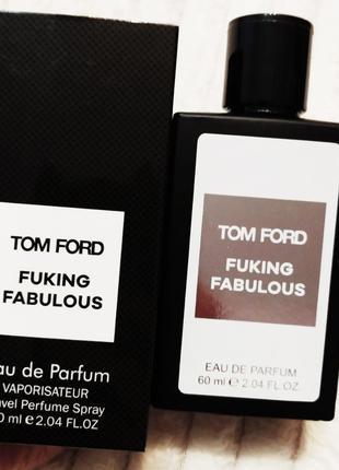 Шикарный аромат Tom Ford Fucking Fabulous (унисекс) 60 мл