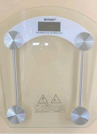 Весы напольные Matarix
