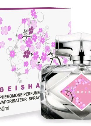 Geisha Sacura - Lacoste pour femme 50ml Лакоста с ферамонами