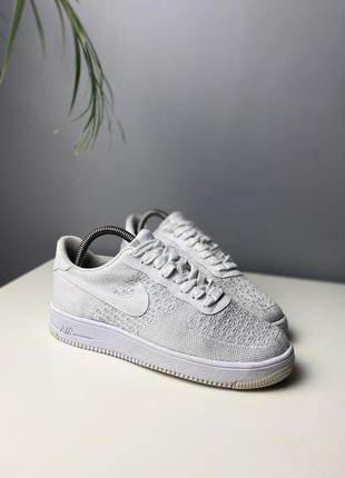 Крутые кроссовки nike air force 1 'flyknit`