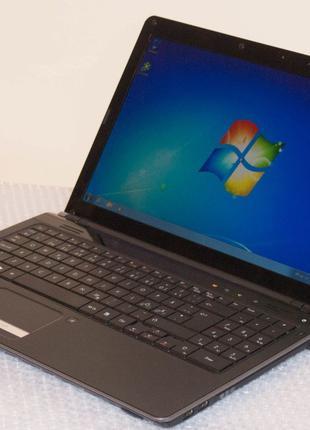 Стильний ноутбук Acer (2 Video/RAM 4GB/HDD 250Gb).Бат. до 3 го...