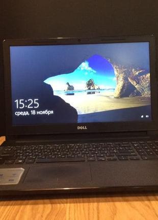 Игровой ноутбук Dell Inspiron 15 3000 - Full HD 15.6 / i5 / 4G...