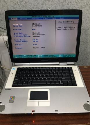 Ноутбук Toshiba Satellite P15