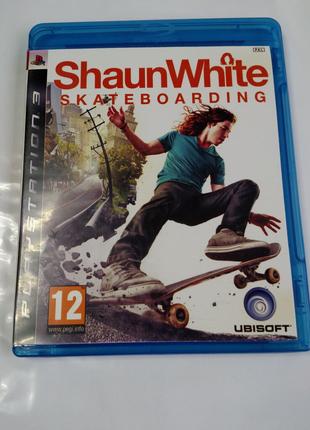 Игра диск ShaunWhite Skateboarding для ps3