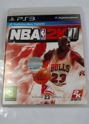 Игра диск NBA 2k11 для ps3