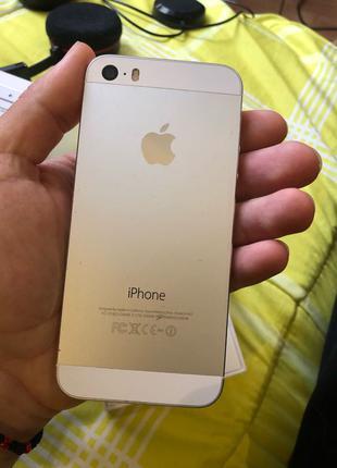Iphone 5s хорошее состояние