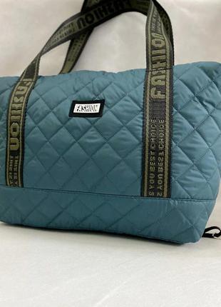 Женская стеганая сумка. цвета!