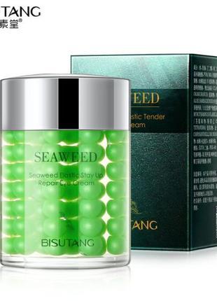 Крем для глаз Bisutang Seaweed с экстрактом морских водорослей
